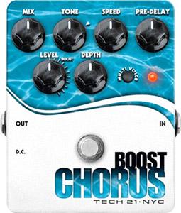 Tech21 Boost Chorus