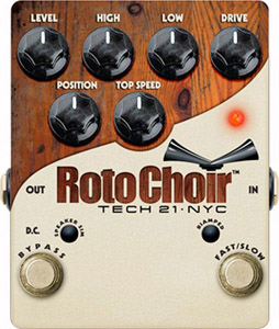 Tech21 Roto Choir [ROTO]