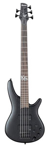 Ibanez K5 Fieldy Signature - Black Flat []