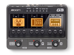 Zoom G3 - AUCTION [ZG3]