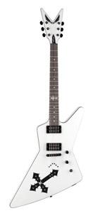 Bret Michaels Z - Metallic White