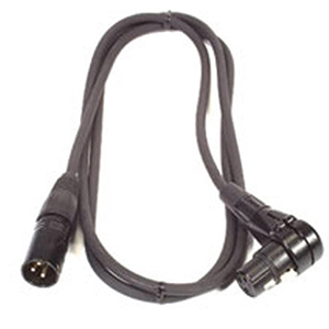 Peavey 20 Ft. Right Angle Mic Cable