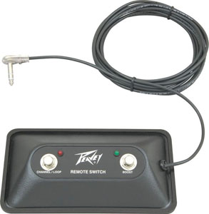 Peavey ValveKing®/Windsor™ Footswitch [03592720]