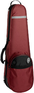Kaces Polyfoam Full Size Violin Case - Red [KVF44RD]