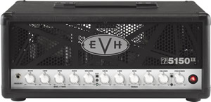 EVH 5150 III 50W Head  Black Demo [2253000000]