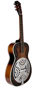 Washburn R15 R Resonator - Vintage Sunburst [R15R]