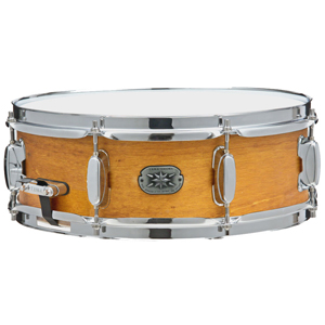 Tama Limited Birch/Basswood Snare Drum - Amber [WS145WAM]