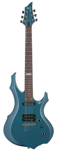 ESP LTD F-10 Gunsmoke Blue [LF10KITGSB]