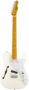 American Vintage 69 Telecaster® Thinline - Olympic White