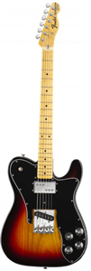 Fender American Vintage '72 Telecaster® Custom - 3-Color Sunburst [0100042800]