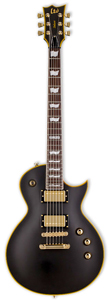 LTD EC1000VB Duncan Vintage Black