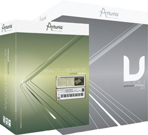 Arturia V-Collection 2 & Analog Laboratory Bundle [230331_BUNDLE]