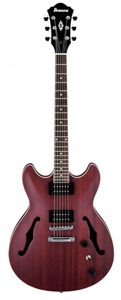 Ibanez AS53 Transparent Red Finish