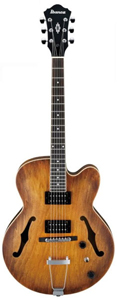 Ibanez AF55 Antique Brown Finish