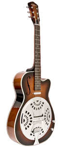 Washburn R15 RCE Resonator - Vintage Sunburst
