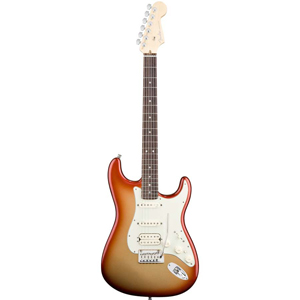 American Deluxe Stratocaster® - Sunset Metallic- Rosewood Neck