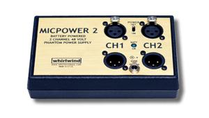 Whirlwind MICPOWER-2