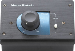 SM Pro Audio Nano Patch +  Black [SMP-NPP1B]