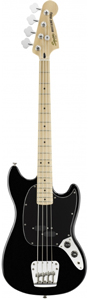 Squier Vintage Modified Mustang Bass Black [0328402506]