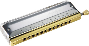 Hohner 7544/48 Amadeus Chromatic Harmonica - Key of C