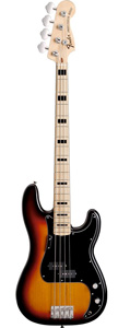 70s Precision Bass - 3-Tone Sunburst