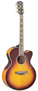 Yamaha CPX1000 Brown Sunburst [CPX1000BS]