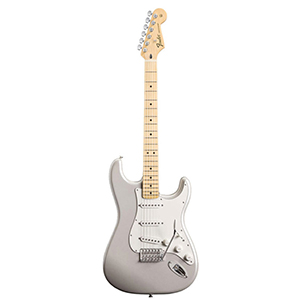 Standard Stratocaster - White Chrome Pearl Maple Neck