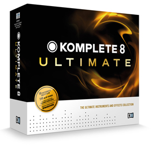 Native Instruments Komplete 8 Ultimate [21330]