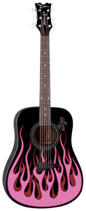 Dean Bret Michaels Signature Jorja Raine [BM JORAINE]