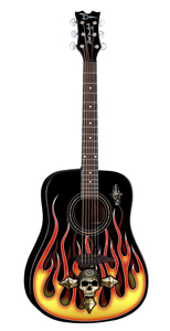 Dean Bret Michaels Signature The Player [BM PLAYER]