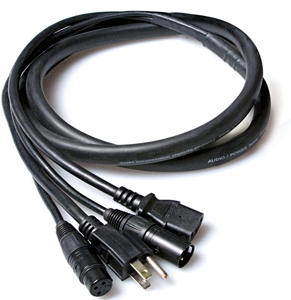 Hosa PPC-175 Powered Speaker Cable 75 ft. [PPC175]
