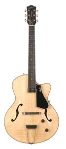 Godin 5th Avenue Jazz - Natural Flame