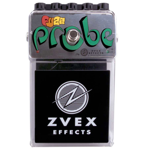 ZVEX Effects Fuzz Probe Vexter [Vexter Fuzz Probe]