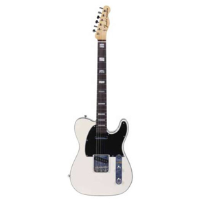 Fender 60th Anniversary Tele-Bration Telecaster Olympic White [0170146705]