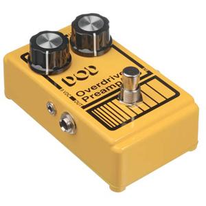 DOD 250 Overdrive/Preamp Pedal [USM-DOD250]