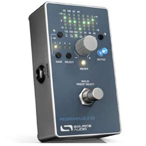 Programmable EQ