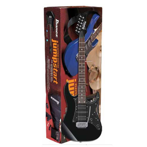 Ibanez IJX150BKN Jumpstart Black Night [IJX150BKN]