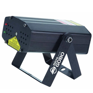 American DJ Micro Gobo Laser