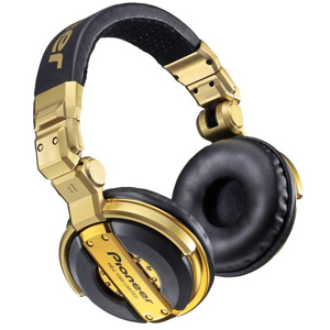 Pioneer HDJ-1000 Gold