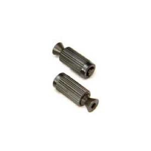 Floyd Rose Bridge Mounting Studs & Inserts - Black [FRBMMSIBP]
