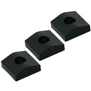 Clamping Blocks - Black