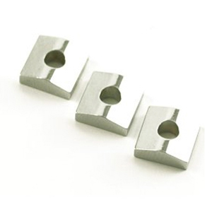 Clamping Blocks - Chrome