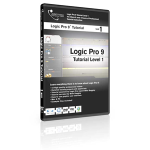 Logic Pro 9 Tutorial Level 1