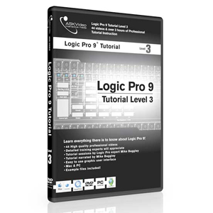 Ask Video Logic Pro 9 Tutorial Level 3