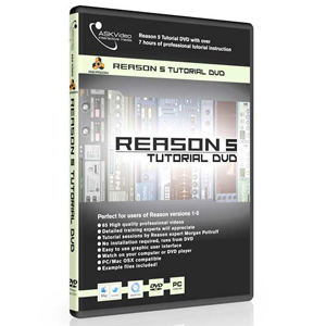 Reason 5 Tutorial DVD