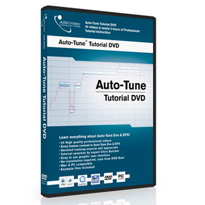 Ask Video Auto Tune Tutorial DVD