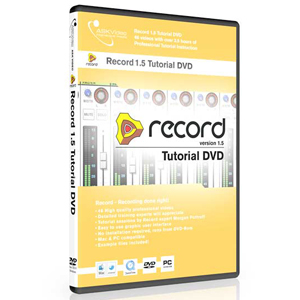 Ask Video Reason 1.5 Tutorial DVD [RECORD]