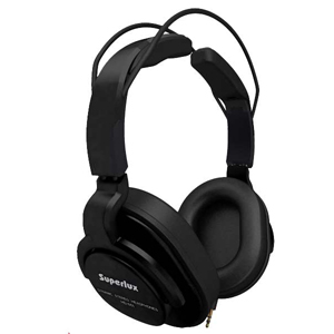 Superlux HD 661 Black [HD661B]