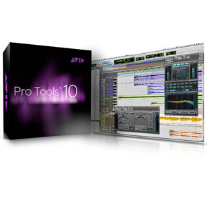 Avid Pro Tools 10 Boxed *Includes Free Upgrade to 11 [633275]