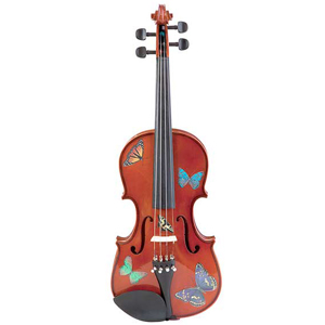 Rozannas Violins Butterfly Dream Violin Outfit